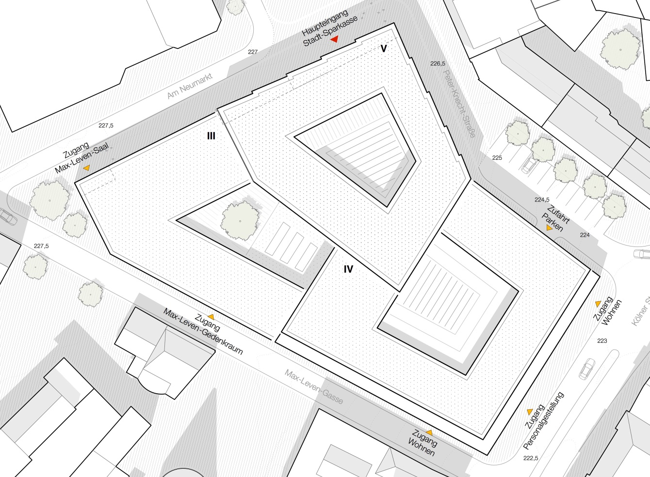 Perspektive für Bildungs- und Gedenkstätte an der Max-Leven-Gasse