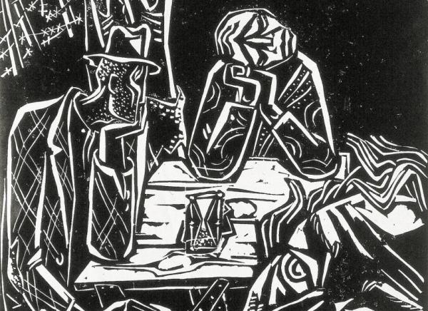 Podcast des Zentrums für verfolgte Künste