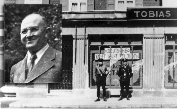 #closedbutopen Albert Tobias