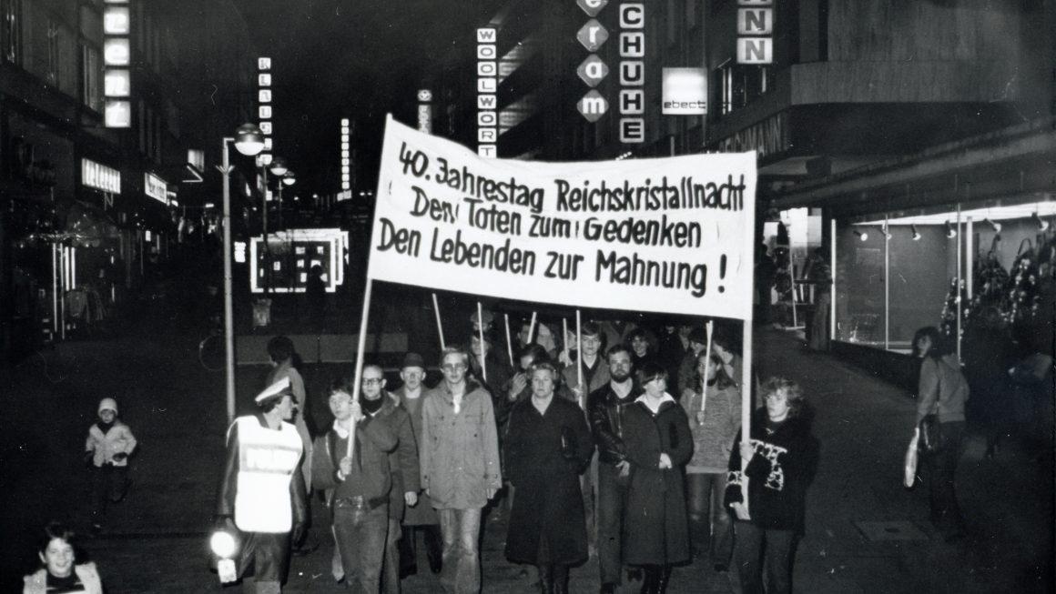 #closedbutopen Gedenken nach 1945