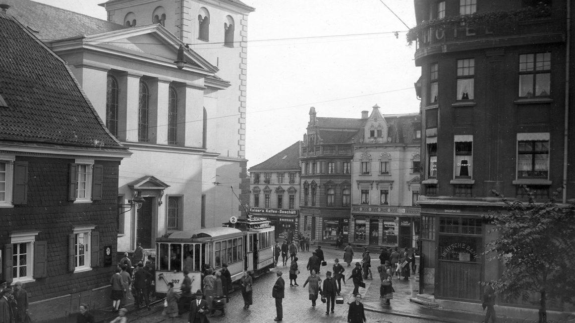 #closedbutopen Deutsche Christen und die Walder Notkirche