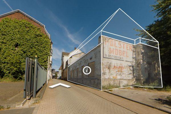 Virtueller Rundgang durch das ehemalige Zentrum der Arbeiterbewegung