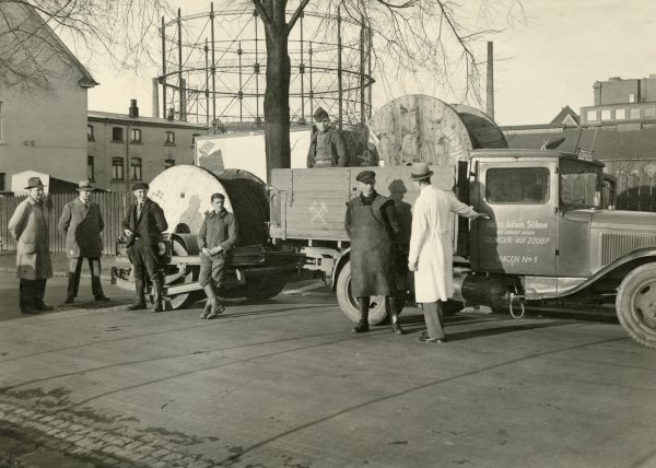 Stadtrundfahrt zur Geschichte der NS-Zeit in Solingen