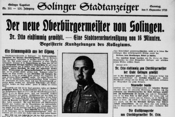 #closedbutopen Aufstieg der NS-Bewegung